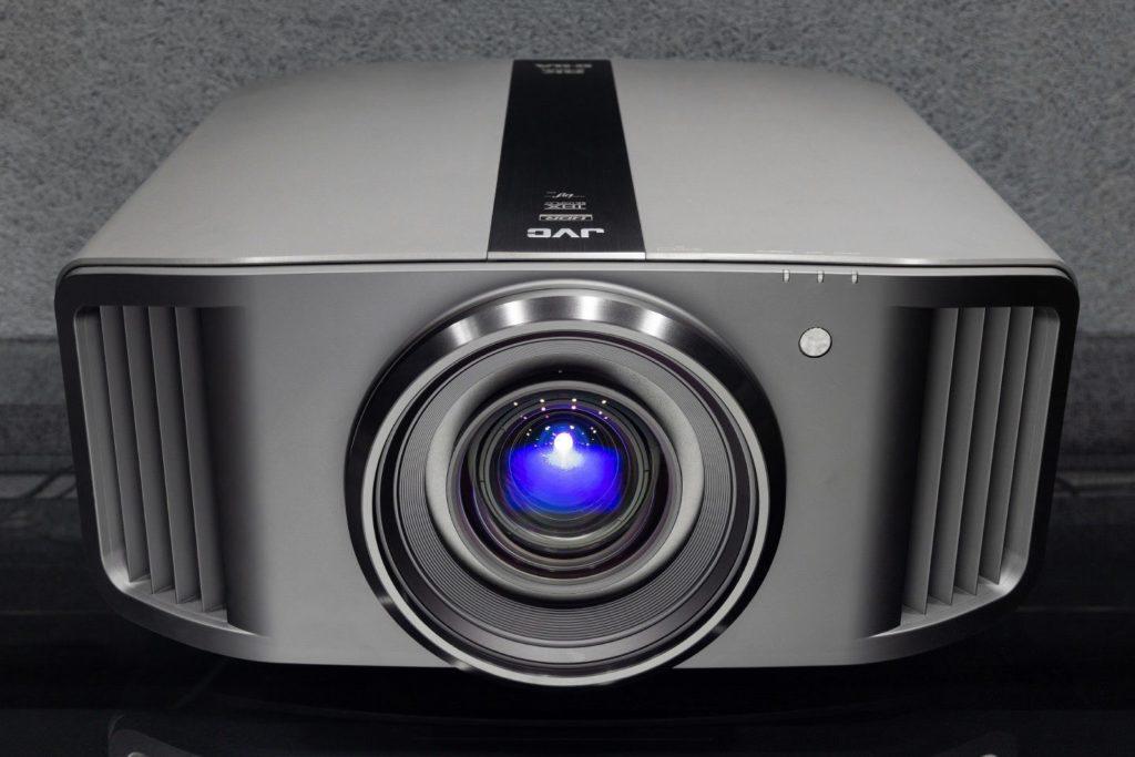 Projektor test 2019